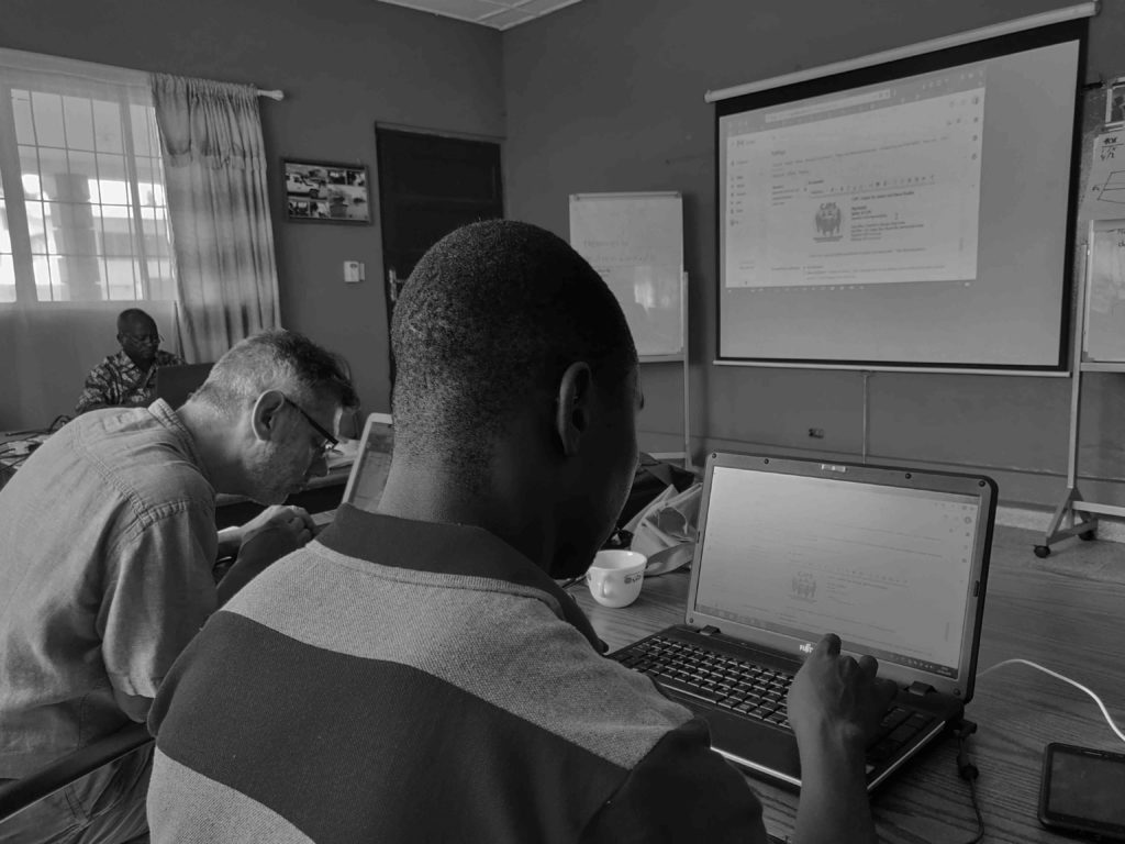Digital Literacy in Liberia